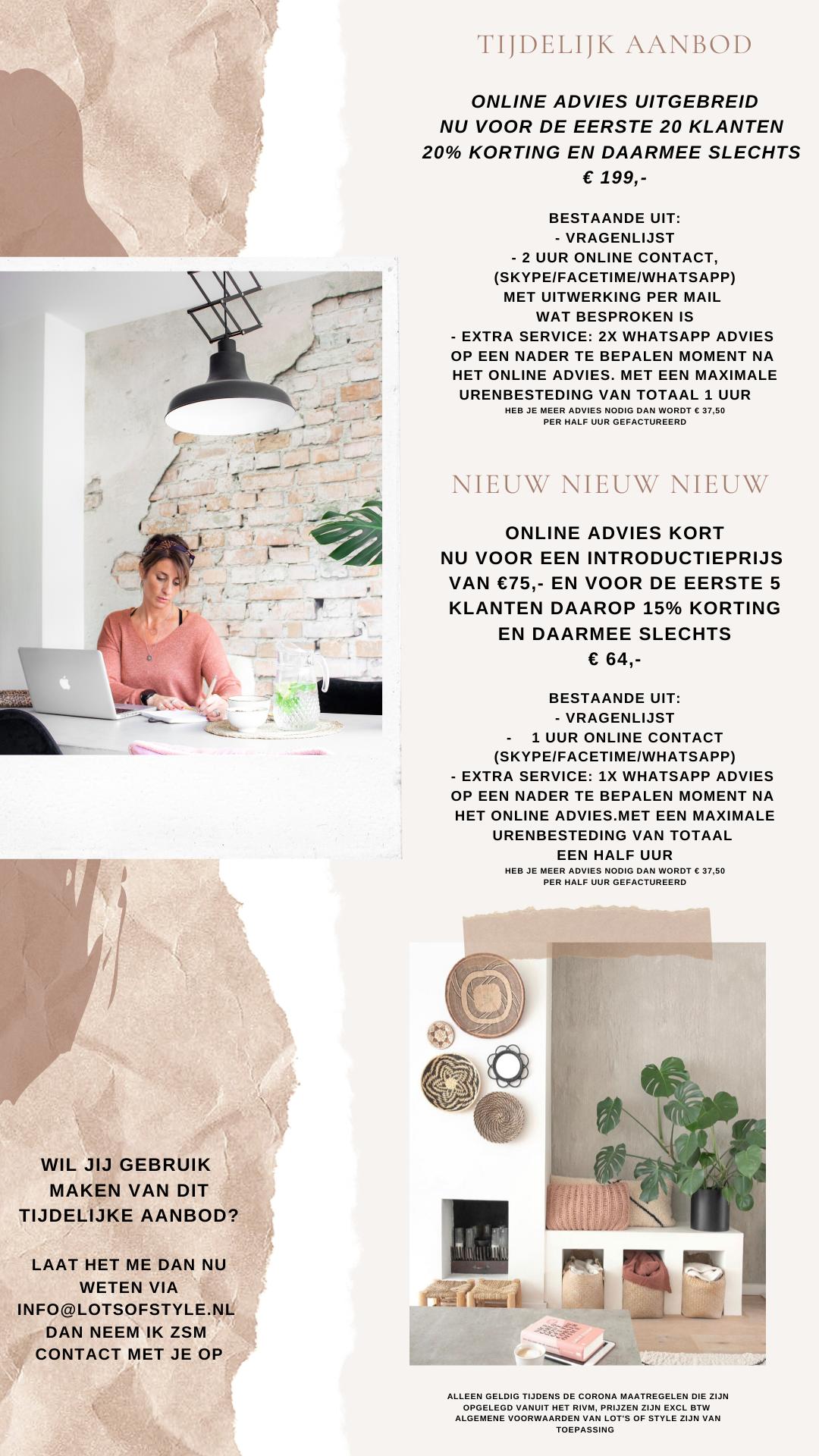 Interieuradvies Breda Advertentie